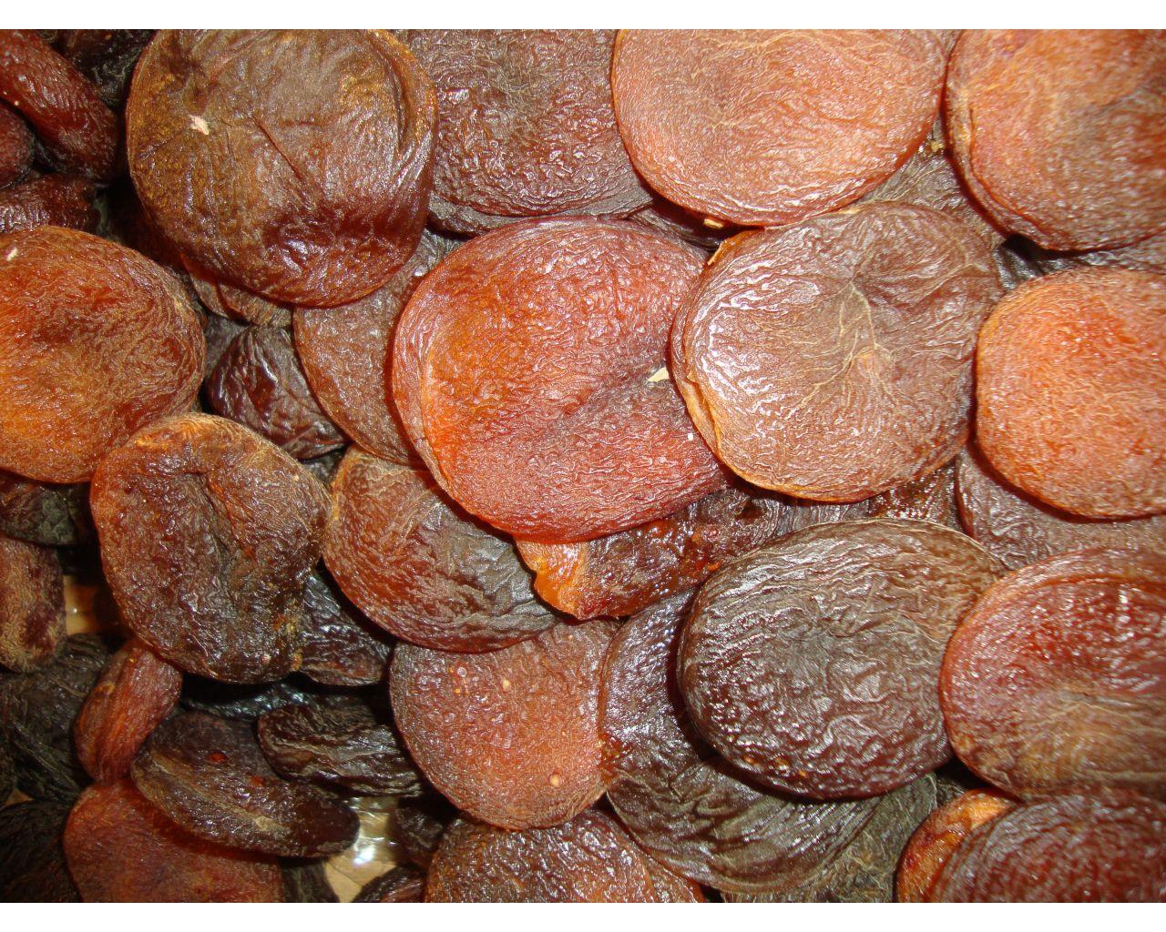 Abricots naturels